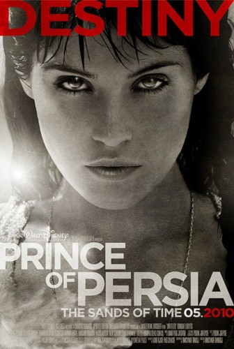 Prince of Persia Movie Tamina Poster