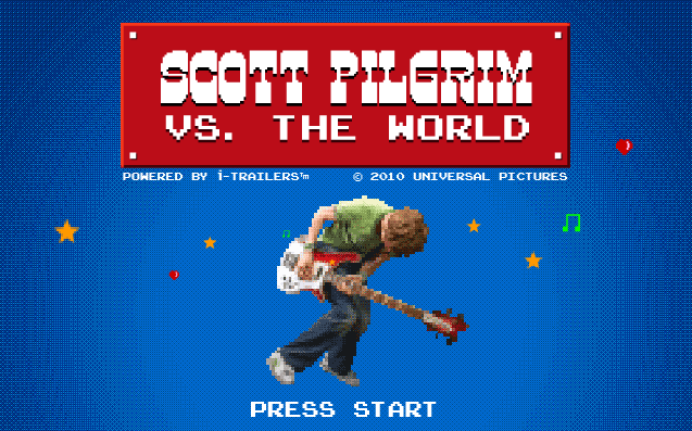 Scott Pilgrim vs. The World - i-Trailer