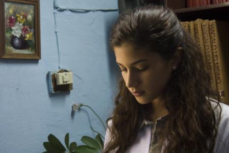 Claudia zepeda al cine sin pasar por las telenovelas