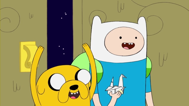 Adventure Time With Finn   Jake 1x04   Ricardio The Heart Guy Business