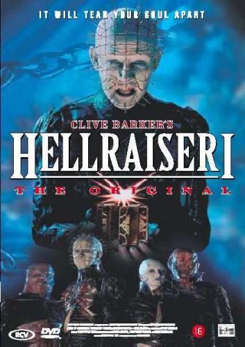 El Otro Lenguaje del Cine (Hellraiser)