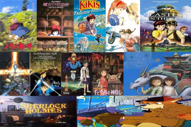 Hayao_Miyazaki_movies_by_kulovers09