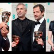 12 Years a Slave y Gravity arrasan con los BAFTA