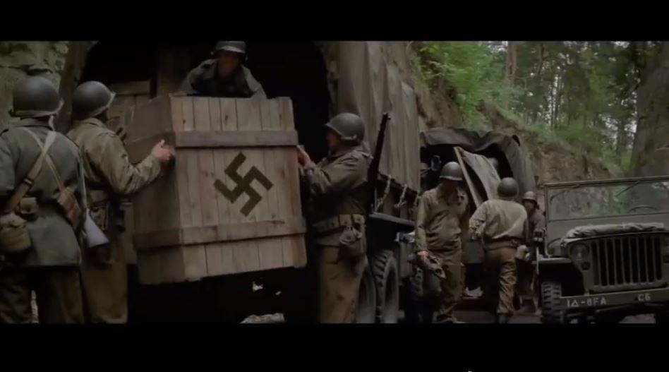 Охотники за старовиною фильм