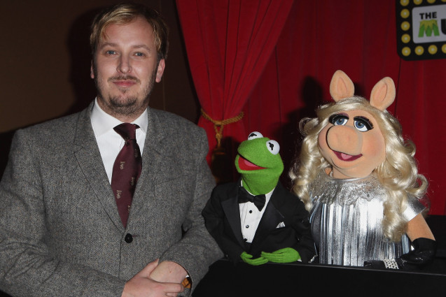 The Muppets - UK Premiere - Inside Arrivals
