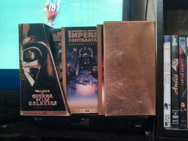Mi primera trilogía de mi colección (Versiones del 97)