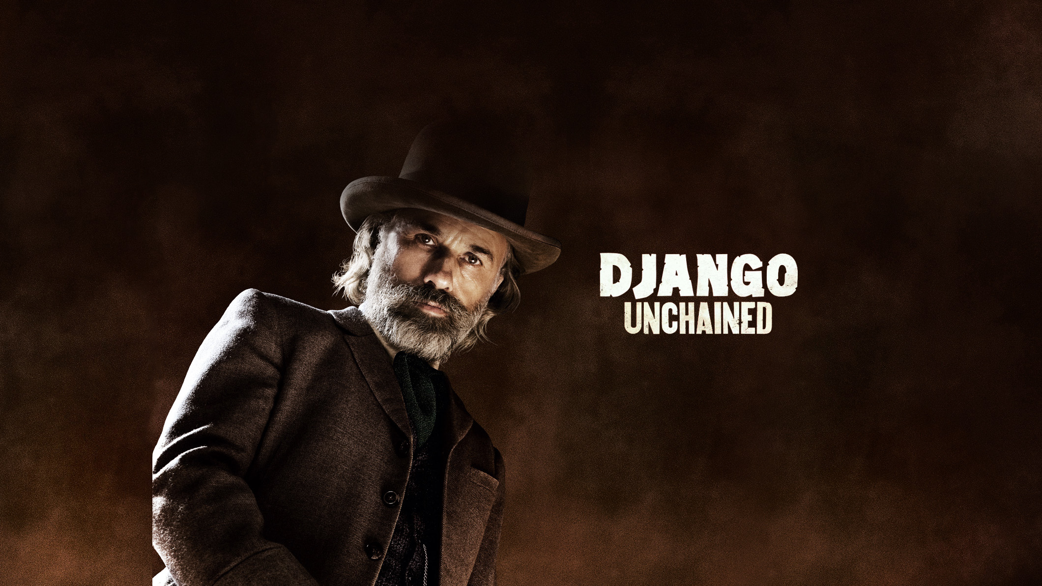 Django-Unchained-Dr-King-Schultz-YouTube-Channel-Art-Cover