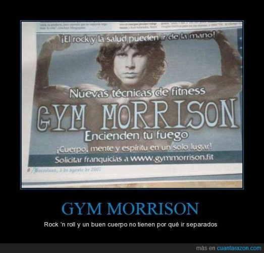 Gym Morrison