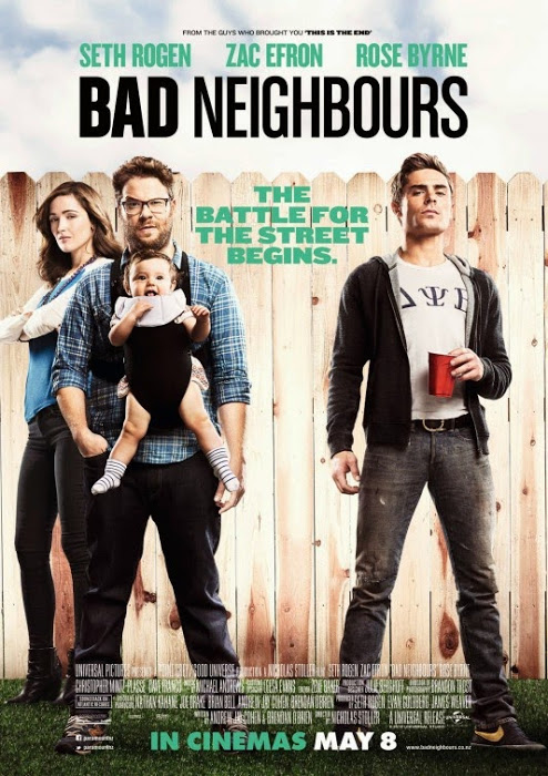Neighbors new poster