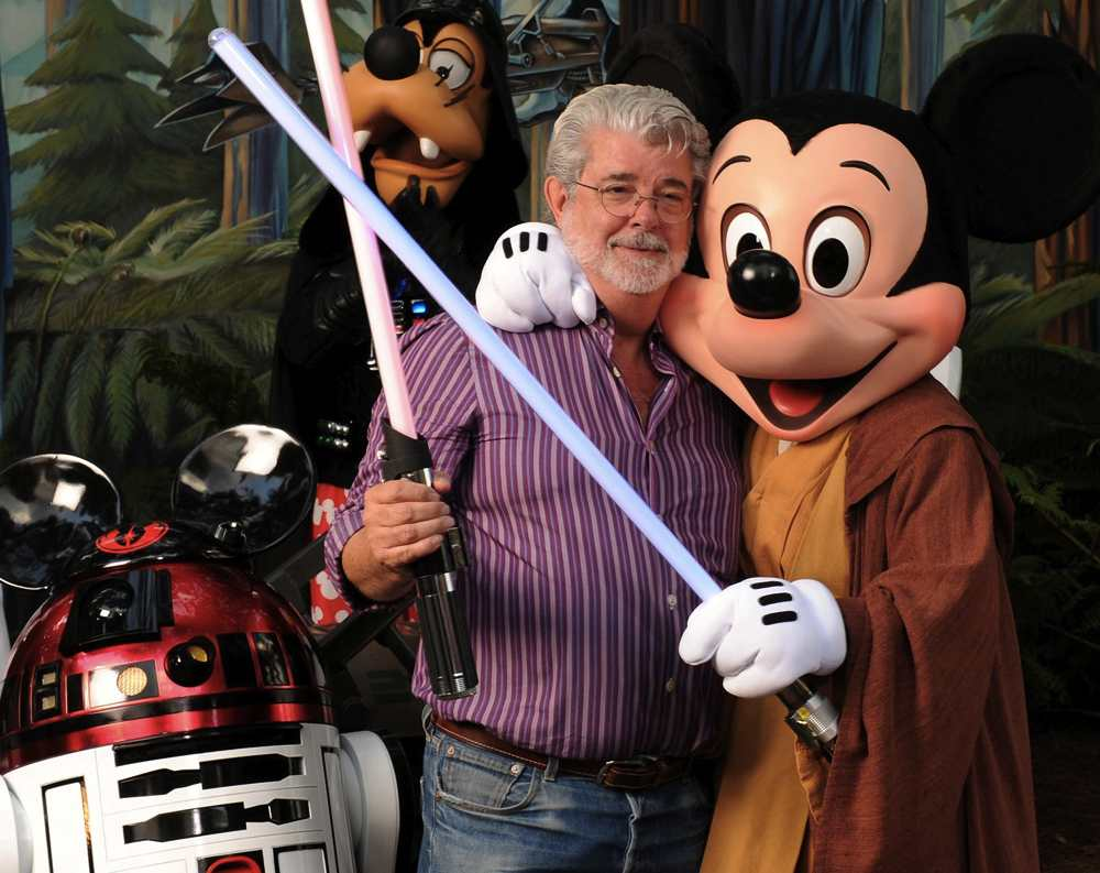 george-lucas-star-wars-joins-disney-family