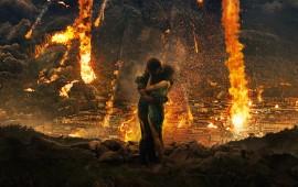 Besarse al calor de la lava:  Cómo crées que será