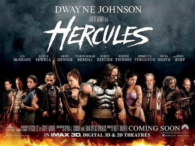 HERCULES-POSTTER