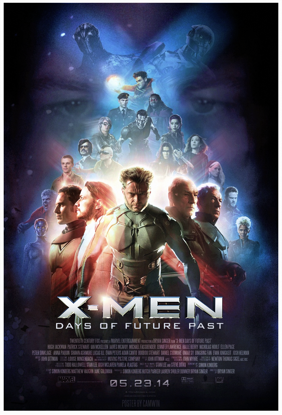 x_men__days_of_future_past___2014____retro_poster_by_camw1n-d7ahfne