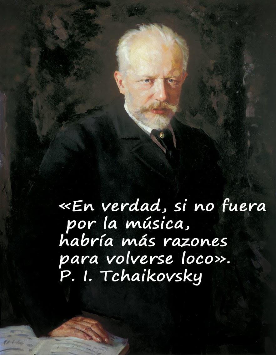 tchaikovsky con frase