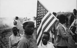 Dennis Hopper photography Selma, Alabama (Full Employment), 1965