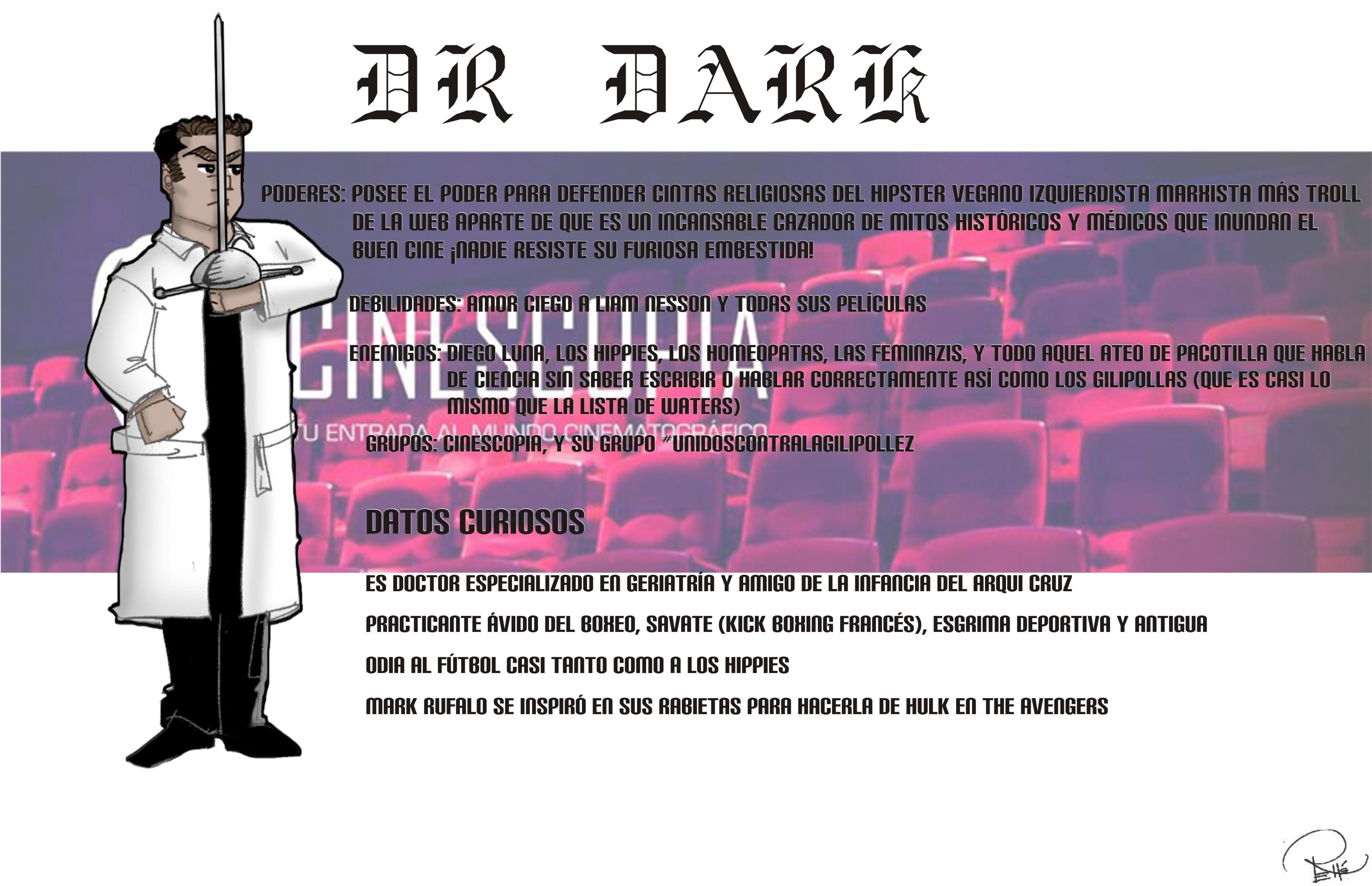 Ficha completa Dark