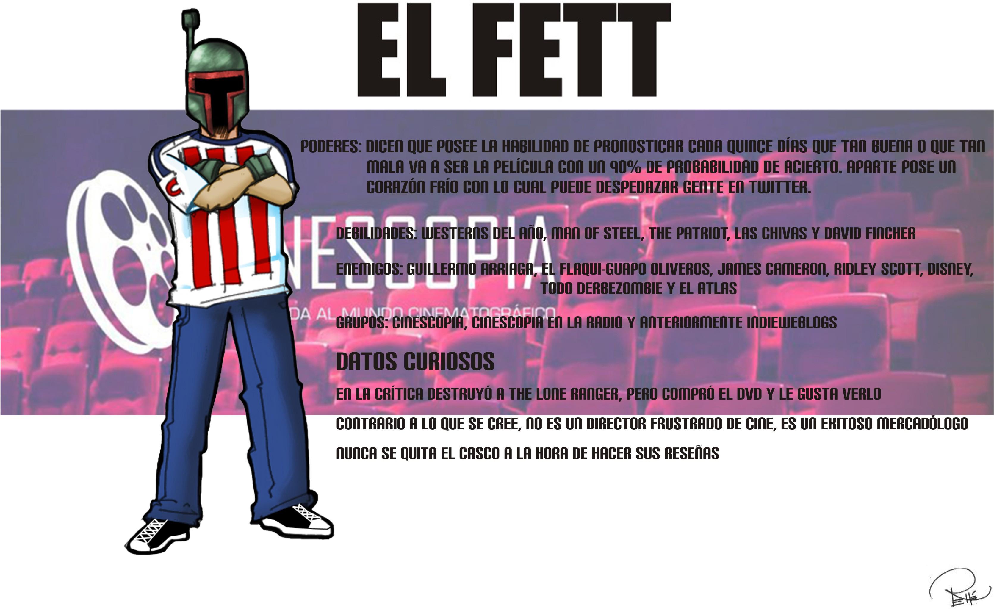 Ficha completa Fett