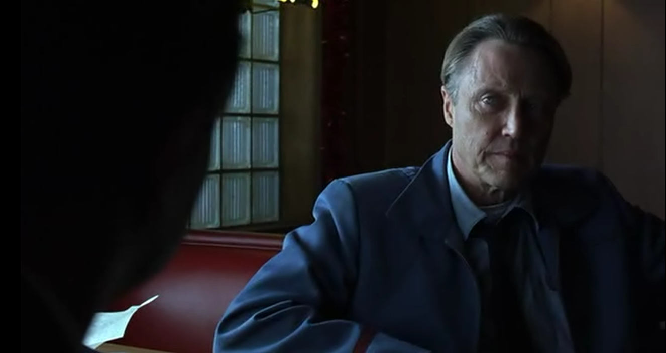 Christopher Walken Catch Me If You Can