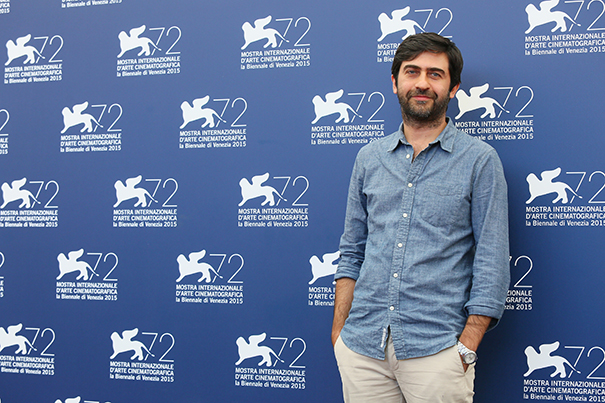 VENICE, ITALY - SEPTEMBER 08:  Director Emin Alper attends a photocall for 'Frenzy' during the 72nd Venice Film Festival at Palazzo del Casino on September 8, 2015 in Venice, Italy.