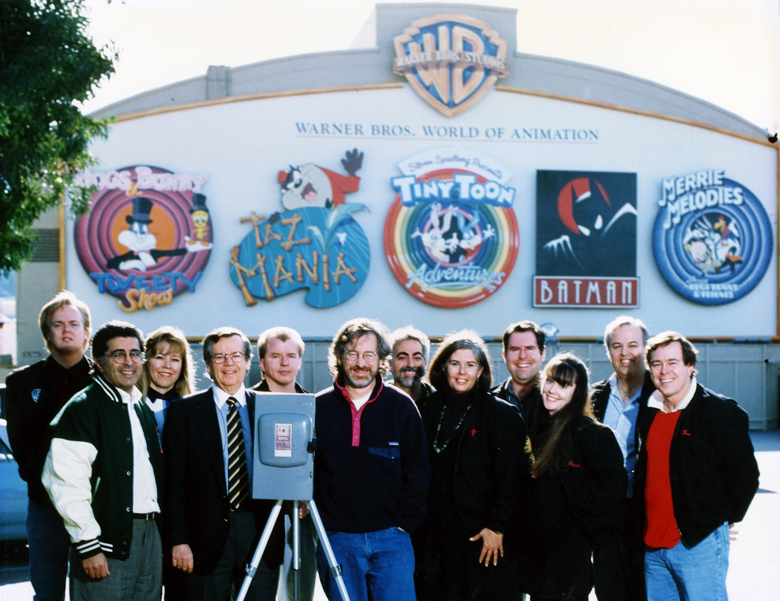 warner bros animation pre-animaniacs