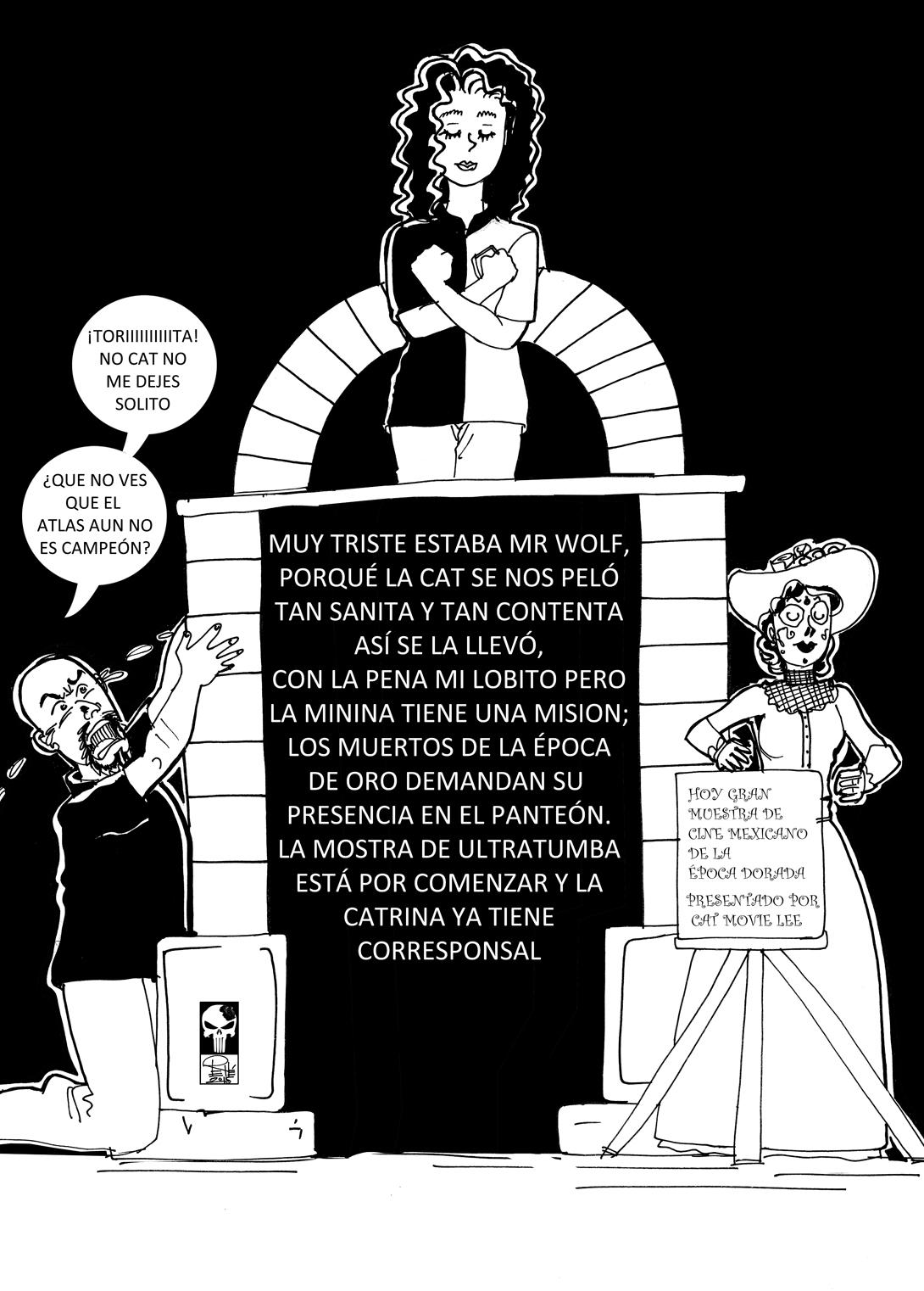 Calavera Del Toro lr
