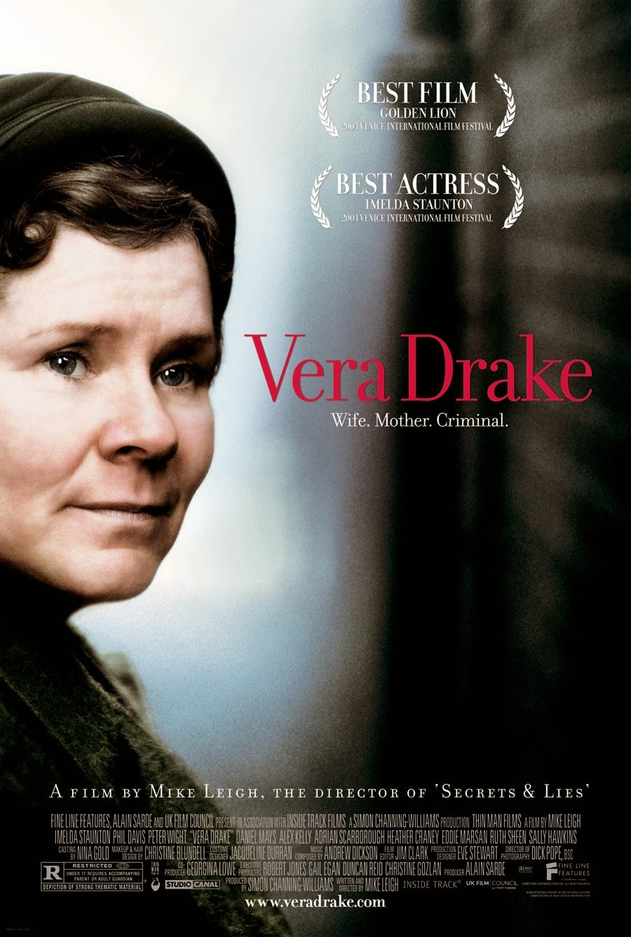 VERA DRAKE - American Poster by Crew Creative Advertising