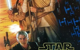 2015 - Star wars El despertar de la fuerza - Star Wars The Force Awakens - tt2488496 -  - Drew_Struzan_Oficial