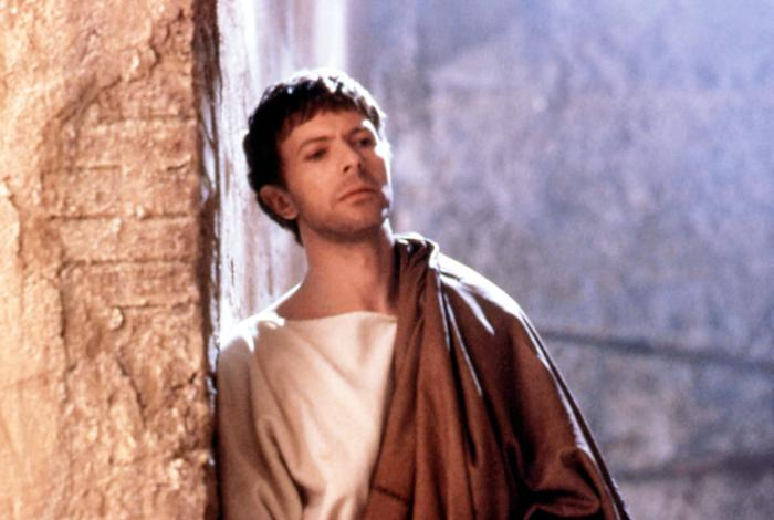 THE LAST TEMPTATION OF CHRIST, David Bowie as Pontius Pilate, 1988, © Universal