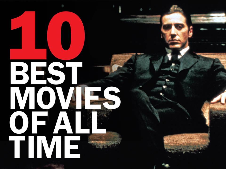 Las 10 Mejores Pelculas de la Historia segn Cinescopia
