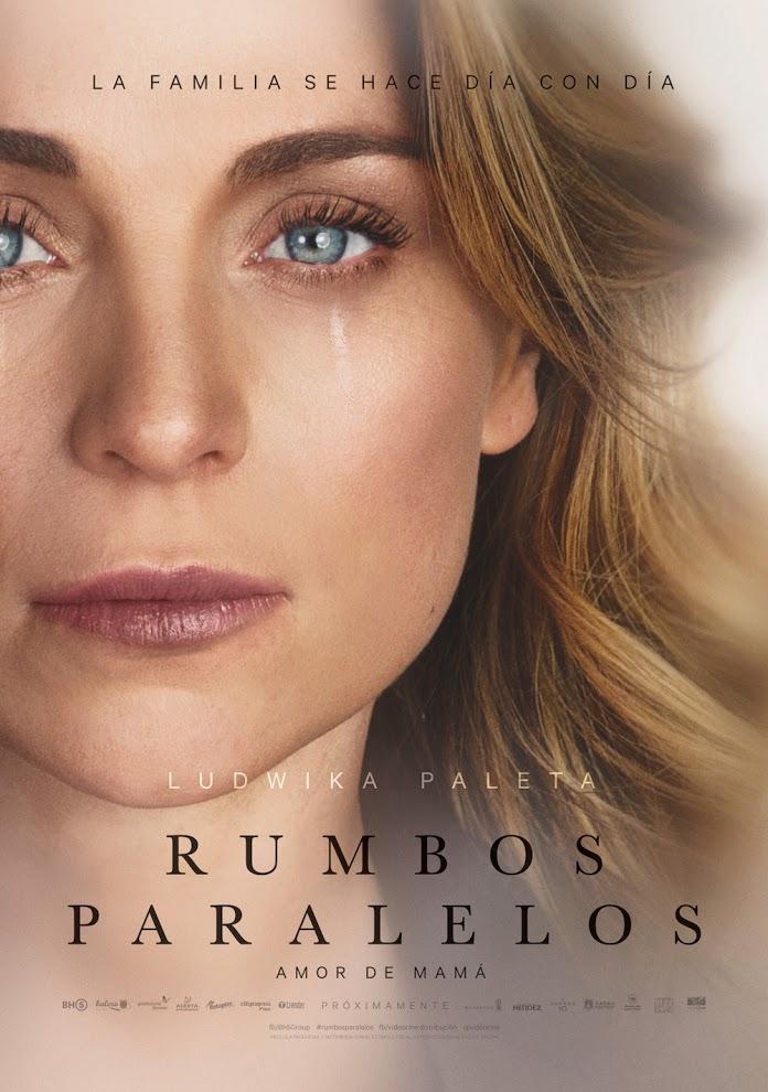 Poster Pelicula Rumbos Paralelos