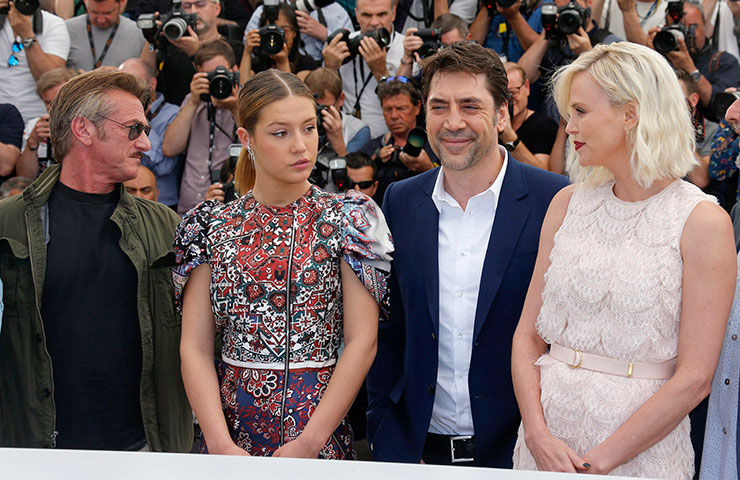 The-Last-Face-photocall-Cannes