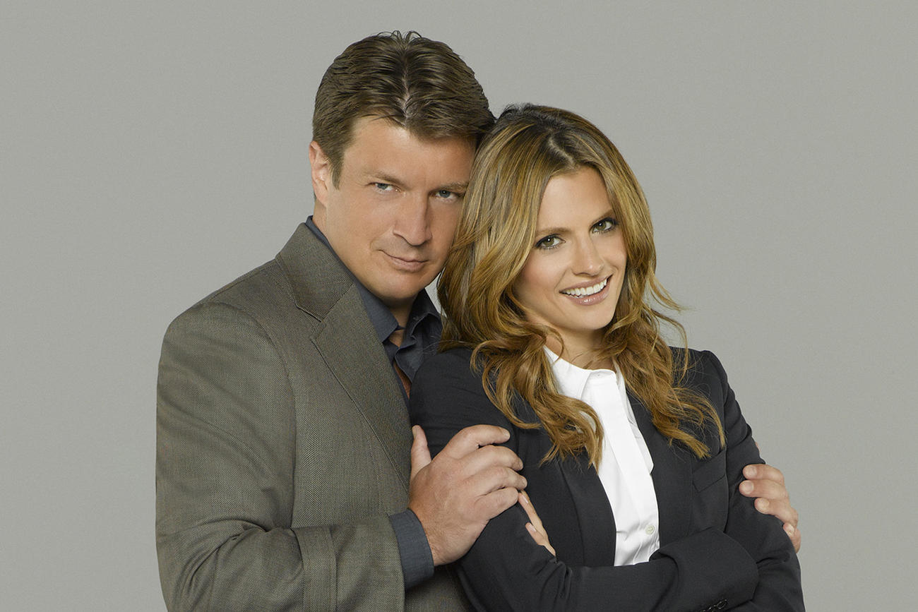 castle and kate
