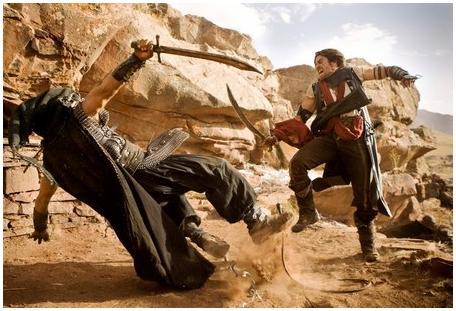 Prince of Persia Scene