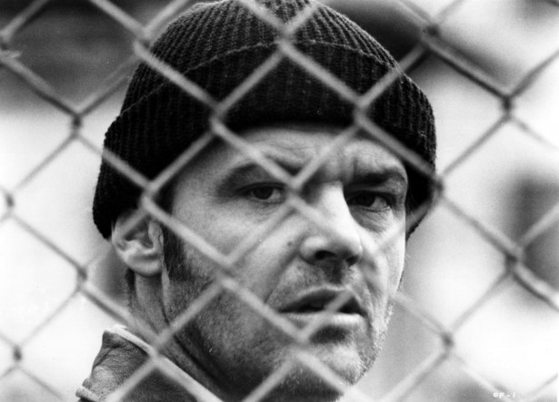 Jack Nicholson - One Flew Over the Cuckoo's Nest