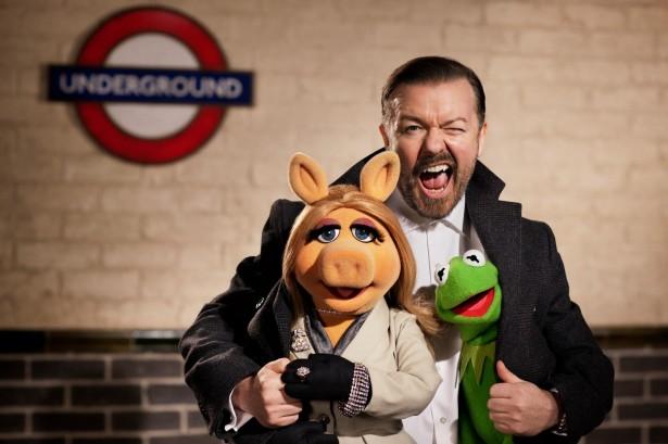 Ricky Muppets