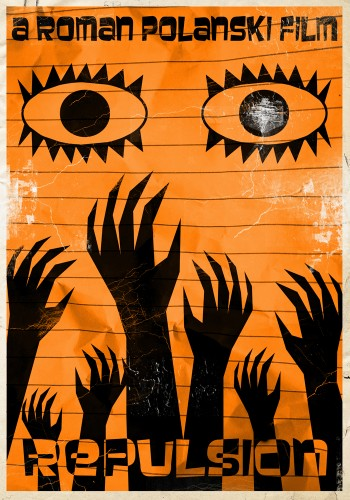 REPULSION - Polish Fan Poster by Kamil Wallace