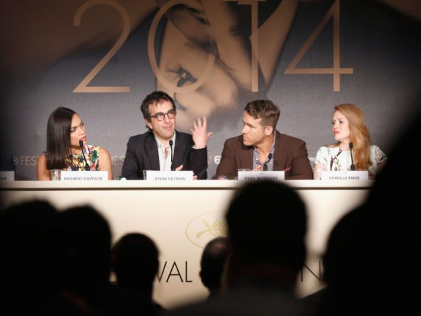"""""""Captives"""" Press Conference - The 67th Annual Cannes Film Festival"""