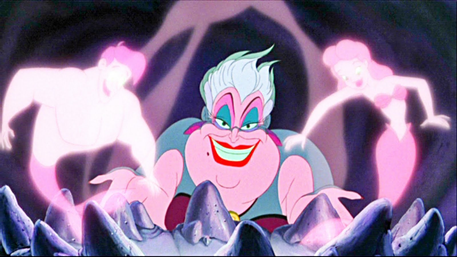 ursula poor unfortunate souls little mermaid