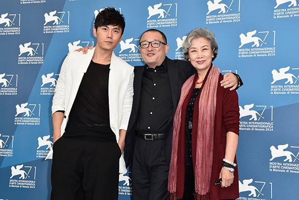 'Red Amnesia' - Photocall - 71st Venice Film Festival