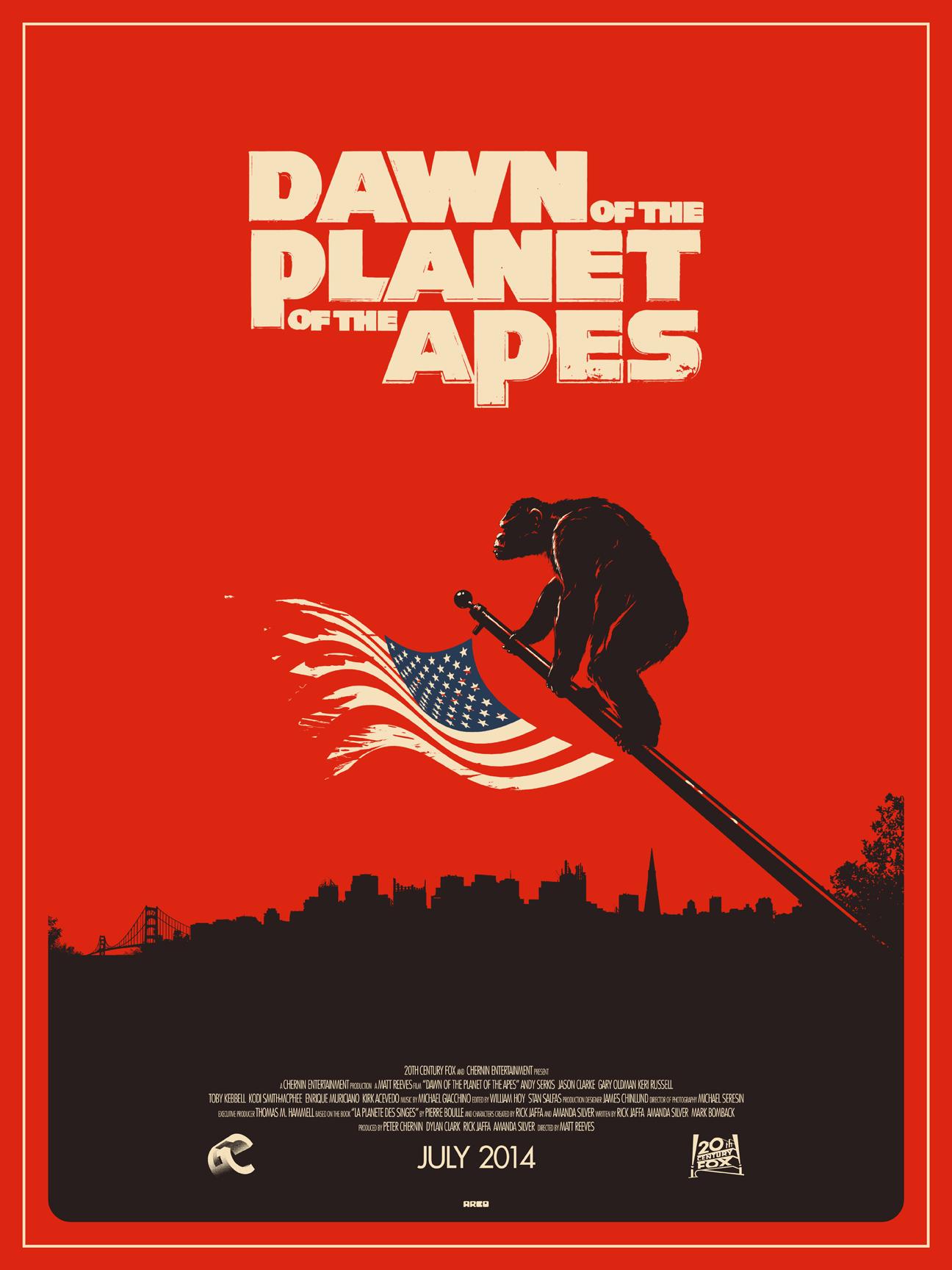 apes-poster-by-matt-ferguson