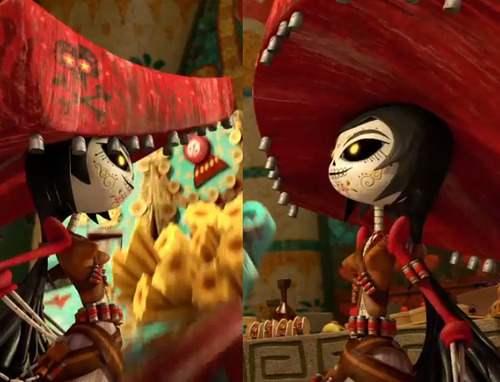 The book of life sencilla y r pida met fora de la for The book of life characters names