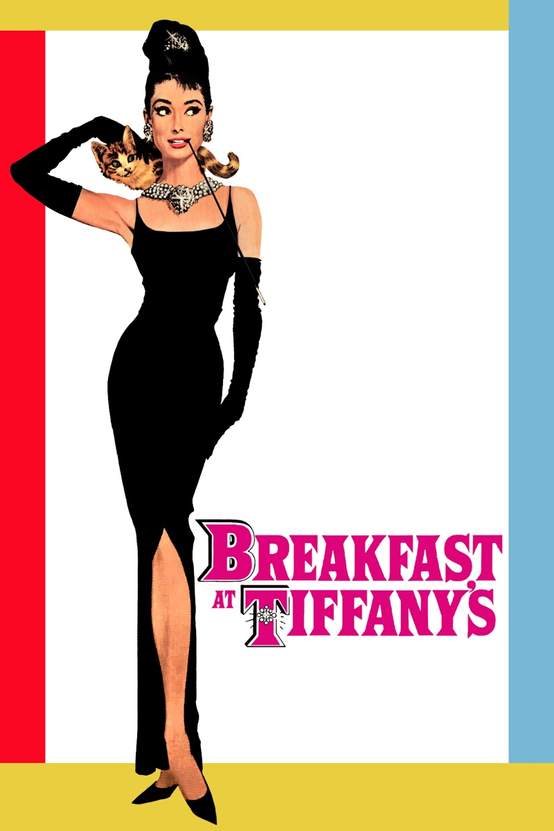 Breakfast at Tiffany's poster - Audrey Hepburn