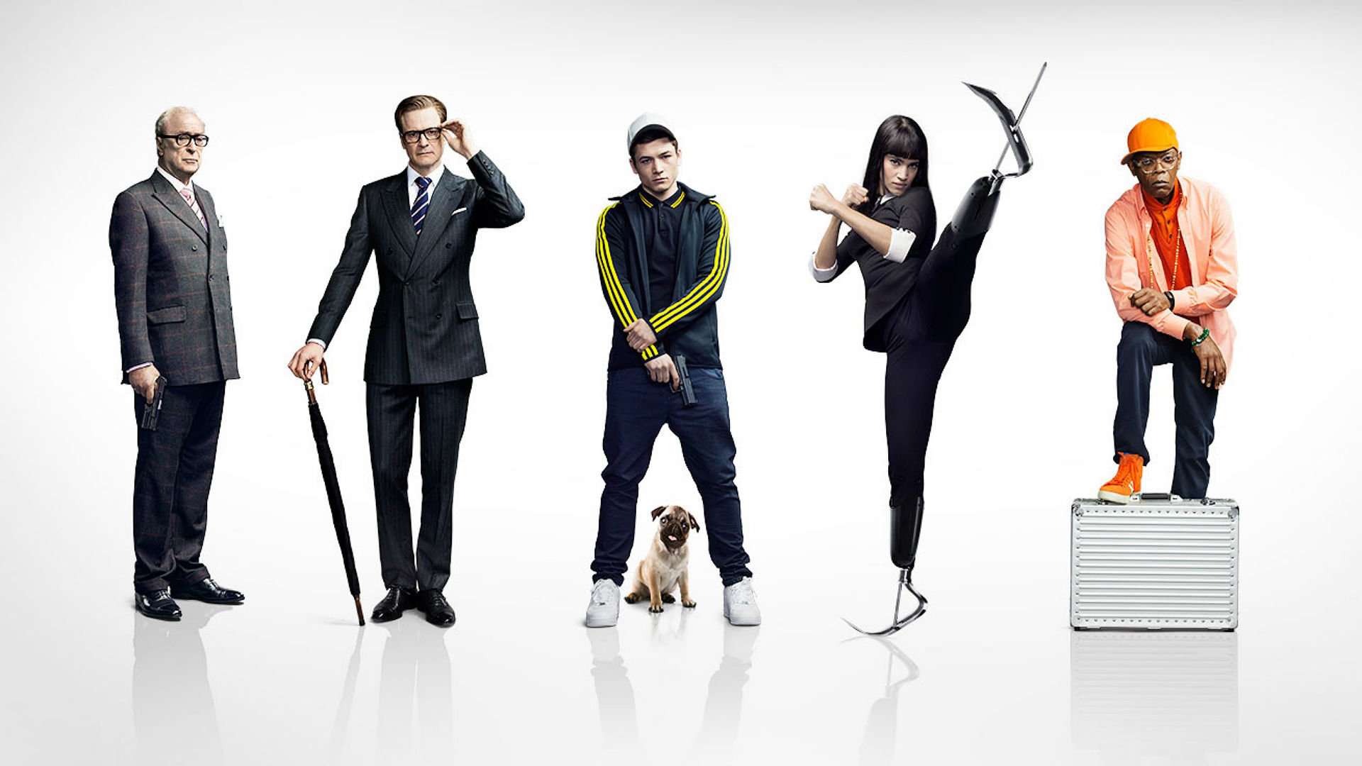 2015-Kingsman-The-Secret-Service-Cast-Poster-Wallpaper