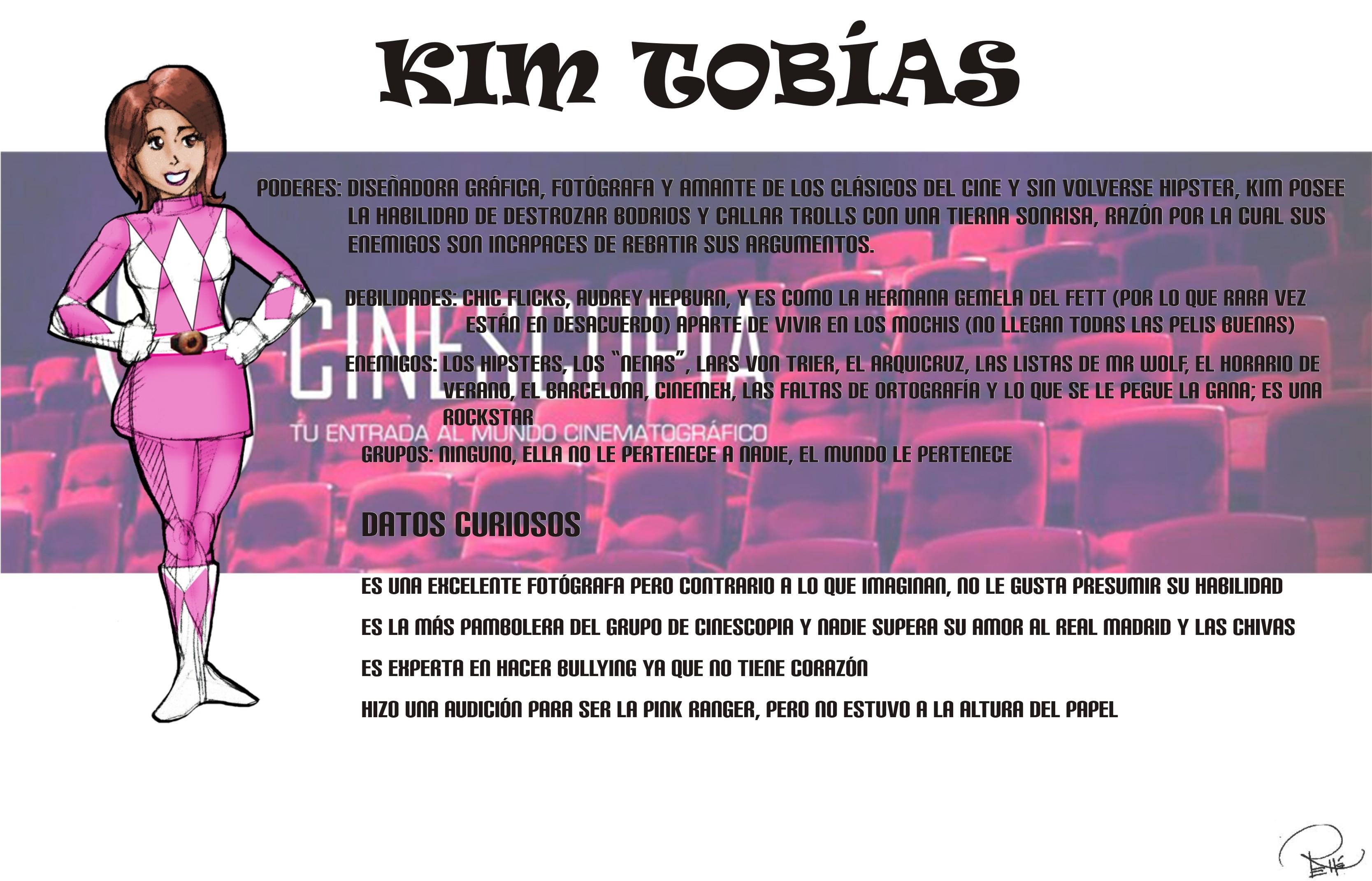 Ficha completa KIM