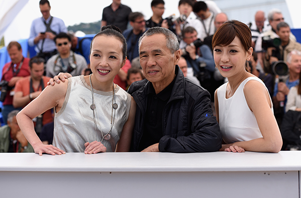 """""""Nie Yinniang"""" Photocall - The 68th Annual Cannes Film Festival"""