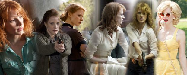 Las Mejores Películas de Jessica Chastain