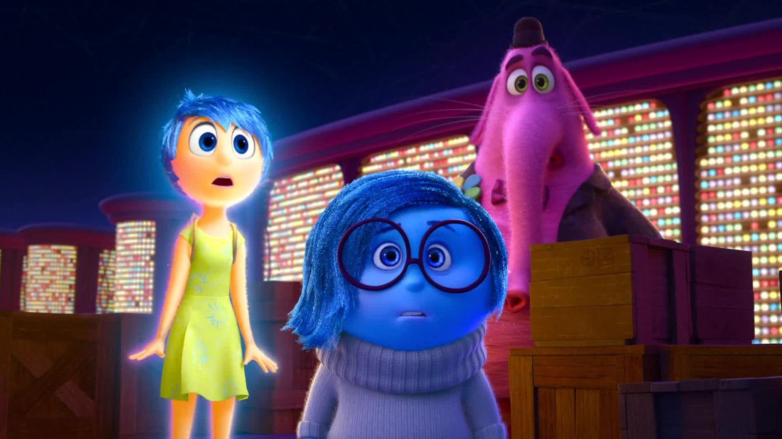 Pixar Post - Inside Out Spanish Trailer 04