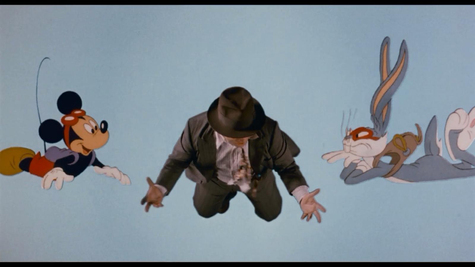 Momentos Favoritos del Cine: Bugs Bunny y Mickey Mouse juntos : Cinescopia