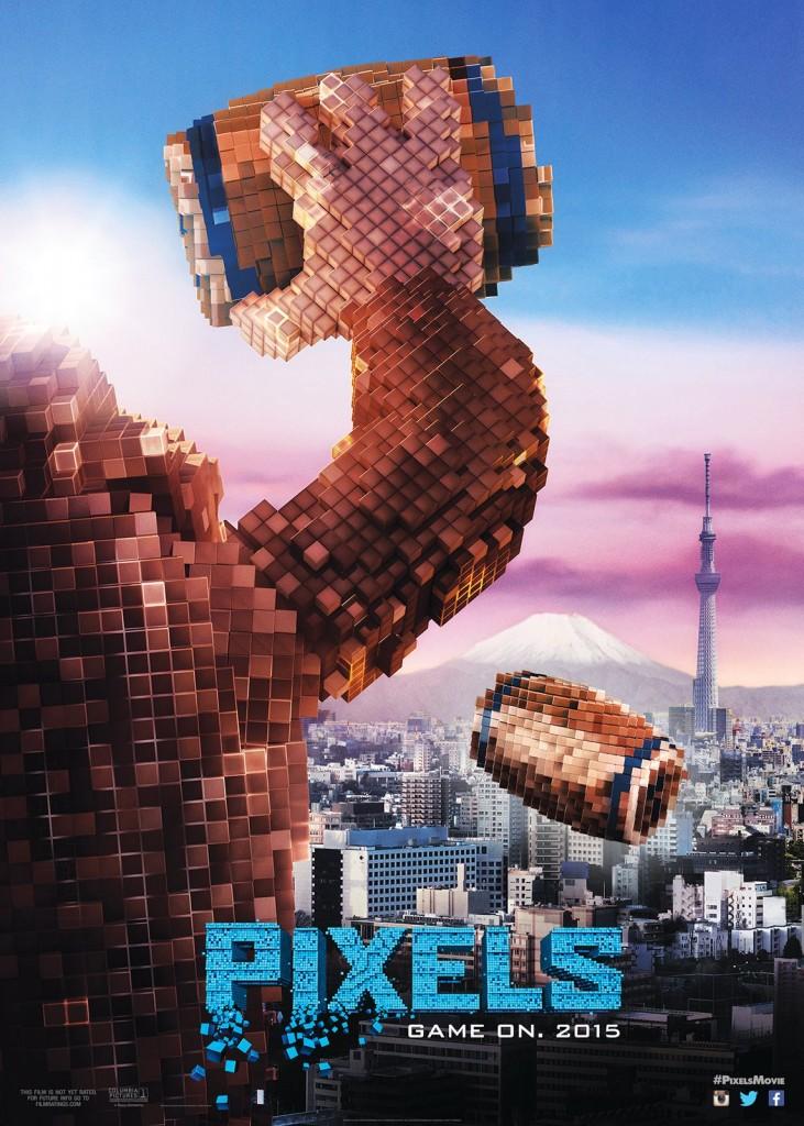 Pixels-Donkey-Kong-poster-731x1024