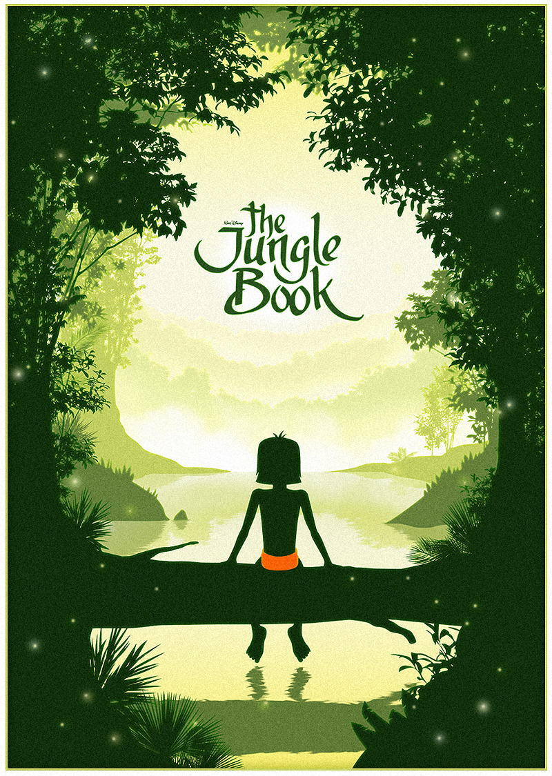 jungle_book_poster_by_hanskleinenberg-d5enbpe